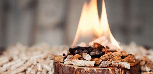 Đặc tính hóa học của viên nén gỗ