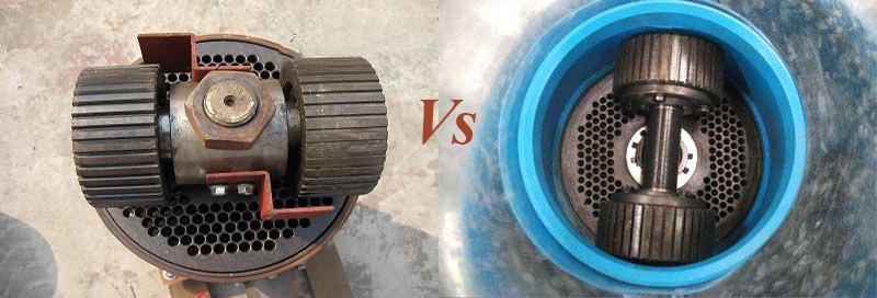 Sự khác biệt giữa 2 loại máy ép viên nén gỗ phẳng
