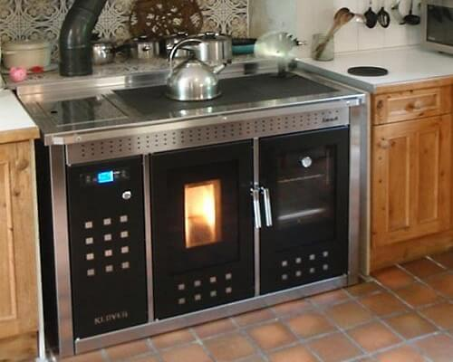 5 cách sử dụng bếp viên nén gỗ an toàn