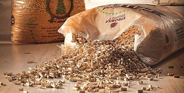 Châu Á tăng trưởng nhu cầu về viên nén gỗ trong thập kỷ tới