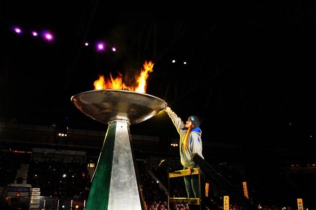 Viên nén gỗ được dùng trong Thế vận hội Olympic Thanh Niên mùa đông 2020